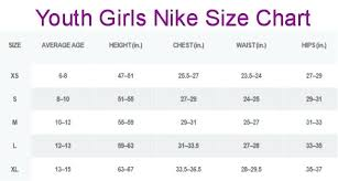 Nike Youth Size Chart Shorts 42 Style A Nike Baseball Pants Youth Size Chart Speculator
