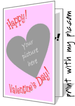Day Cards To Print Printable S Day Card Templates Online Card Templates To