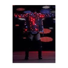 Buy Chris Jericho Light Up Jacket Chris Jericho Light Up Leather Jacket