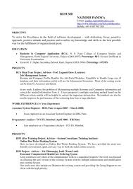 Curriculum Vitae Objectives Of A Resume Profile For Administrative