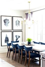 navy blue dining room set inside a fashion bloggers stunning renovated kitchen dining spaces dining room
