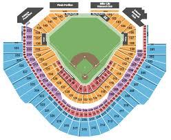 Chase Stadium San Francisco Seating Chart Chase Field Seating Chart Phoenix