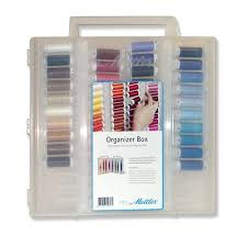 Shopjoya Com Mettler Polysheen Thread Organizer Box Top