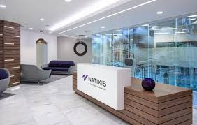 office design companies office. Natixis BCO Award Winning Office Reception Design Image Office Design Companies