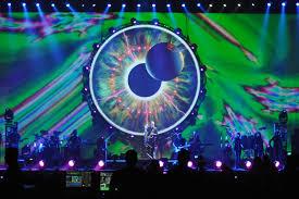 Brit Floyd Light Show Brit Floyd Space Time Continuum Tour 2016 Jake Whittingham