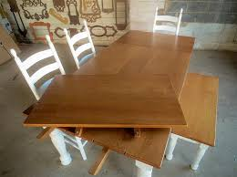 white dining table extendable company boards