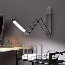 foldable led desk lamp slypnos usb