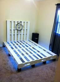 king size pallet bed building pallet bed pallet bedroom furniture full size pallet full