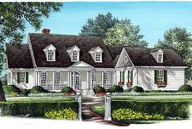 Spacious Cape Cod Home Plan   WP   st Floor Master Suite    Plan WP ArchitecturalDesigns com