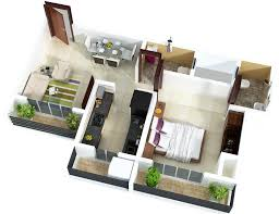 One Bedroom Apartment Layout 25 One Bedroom House Apartment Plans