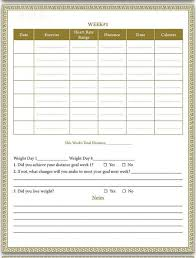workout and food journal the 25 best food journal printable ideas on pinterest meal
