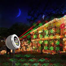 rb led star laser lights projector outdoor lighting laser projector landscape shower proyector led navidad