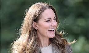Kate Middleton | Kate Middleton rocks a heritage blazer and sun-kissed  highlights on royal visit