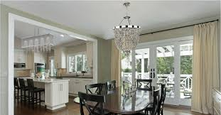 Dining Room Crystal Chandelier