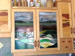 stained glass kitchen cabinets glass kitchen cabinet doors awesome stained glass cupboard door stained glass kitchen