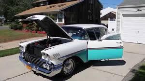 1958 Chevrolet Belair For Sale~348 w/ Tri Power~New Interior~Fresh ...