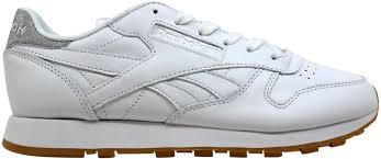 image is loading reebok classic leather met diamon white gum bd4423