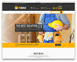 Construction Website Templates 24 Best Construction Company WordPress Themes 24 Colorlib 5