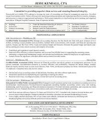 Download Cpa Resume