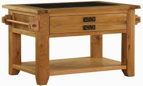 Oak Kitchen Island With Granite Top Stationary Kitchen Island With Granite Top Best Kitchen Island 2017