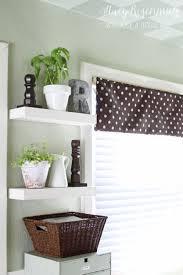 Not Just Kitchen Kitchen Floating Shelves Stacy Risenmay