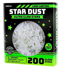 Ultra Brighter Glow in the Dark Stars; Special Deal ... - Amazon.com