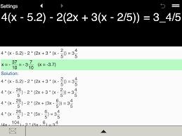 linear equation calculator 3 0 3 screenshot 13