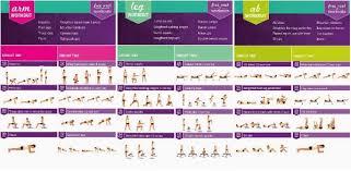 body guide workout plan