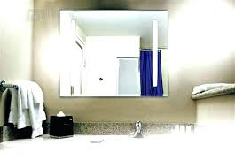 lighted wall mirror makeup with light up how to build a for bathroom