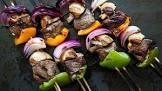 beef kabobs  kebabs