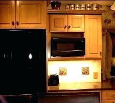 upper cabinet lighting. Microwave In Cabinet Upper Lighting Shelf Whirlpool