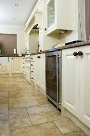 kitchen floor tiles with white cabinets. Best Tile For Kitchen Floor Color Of Porcelain With White Cupboards Traditional Diy . Tiles Cabinets S