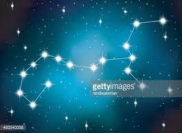 Horoskop Znamení Zvěrokruhu štír Na Astrologické Prostoru Premium