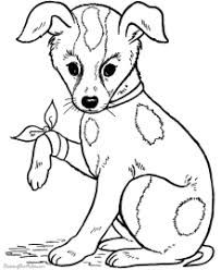 Does your child like to cuddle up to a nice snow white colouring pages. Dog Coloring Pages Free And Printable