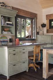 Eclectic home office alison Shabby Chic Homedit Charming Rustic Cottage Inspired By Fairy Tales