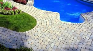 to lay a patio slabs or paving