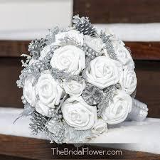wedding theme silver. Wedding Theme Silver Gray Wedding Bouquets 2548540 Weddbook