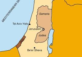 Image result for Judea-Samaria