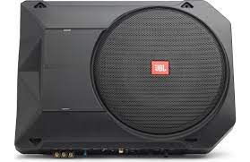 JBL BASSPRO SL2 8INCH UNDERSEAT ACTIVE SUBWOOFER*slim and easy to fit* -  Driving Sound
