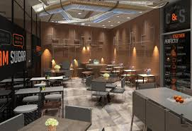 Coffee Shopbakery Concept Design Space Lift Designs