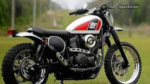 yamaha scr 950 scrambler 2017 smart bike on road specification