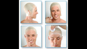 bald caps tutorial