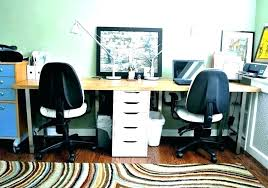 office desks for two. Best Home Office Desktop Computer Desks For  Two People In 2