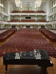 Nashville Symphony Orchestra Seating Chart Schermerhorn Symphony Hall A Ku Stiks