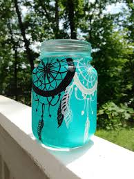 Dream Catcher Jar Best Dream Catcher Painting Products on Wanelo Mason jars and 8