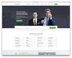 Job Listing Website Template Texas Vet