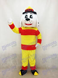 sparky the fire dog. sparky the fire dog mascot costume animal nfpa suit