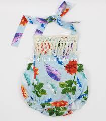 Designer Newborn Baby Girl Clothes Designer Clothes Websites Of Spanish Baby Watchet Romper Girls Slub Cotton Rose Sunsuit Buy Girls Slub Cotton Rose Sunsuit Baby Watchet
