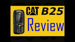 Cat B25 Review - Waterproof Rugged ...