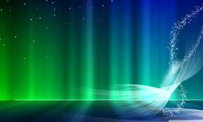 background green and blue vista blue and green aurora 4k hd desktop wallpaper for